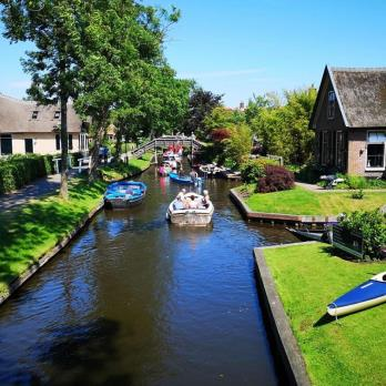 Family Trip Giethoorn - Evening Program